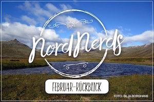 NordNerds Monatsrückblick für Februar 2017