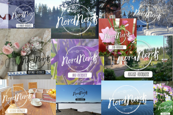 Die NordNerds Monatsrückblicke