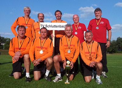 Deutsche Faustballmeisterschaft 2012