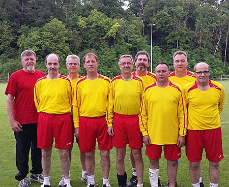 Faustball Senioren Schluttenbach