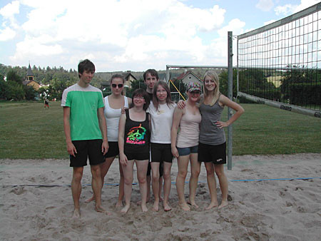Beach Volleyball Turnier 2011