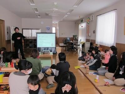 福島県保健福祉部自立支援総室子育て支援課「保育園の保護者向けコーチング講演会」
