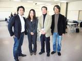 福島NLP研究会にて白石先生とNLPを学びました。