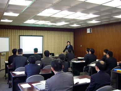 福島地方検察庁 「検察官のためのコーチングセミナー」