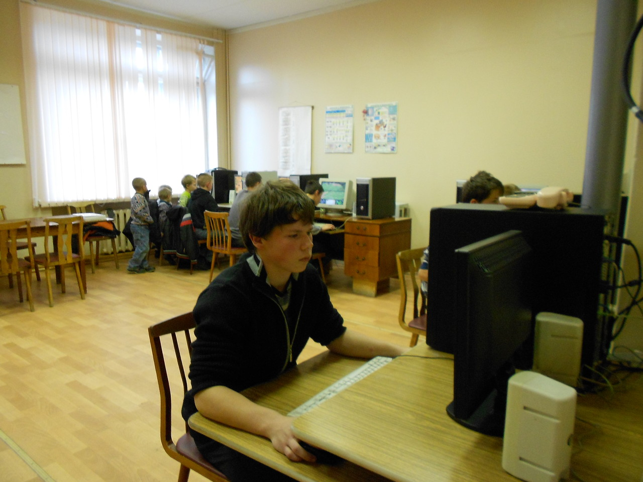 победитель турнира Ярыгин Михаил
