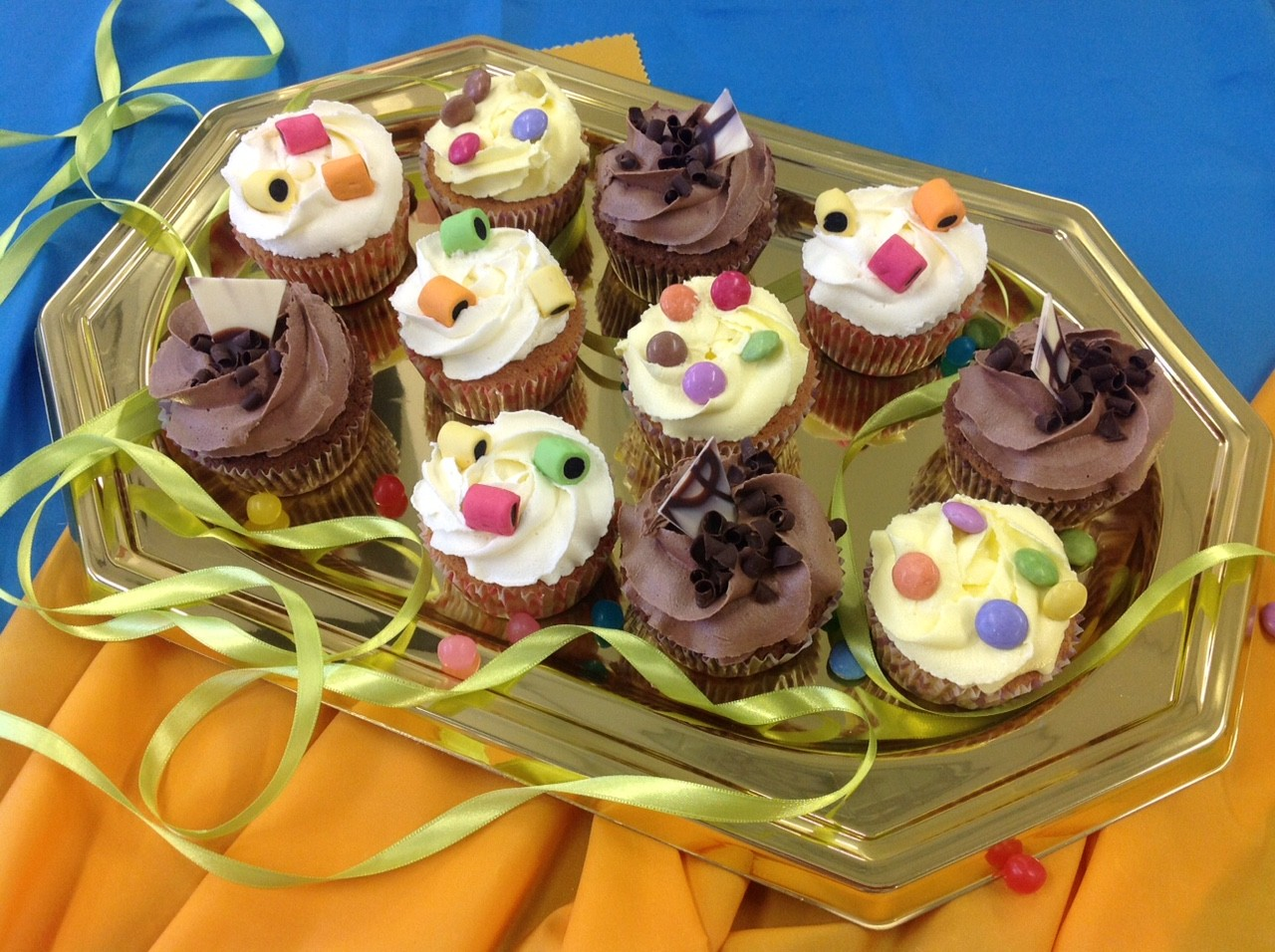 Cupcake x 9 pz