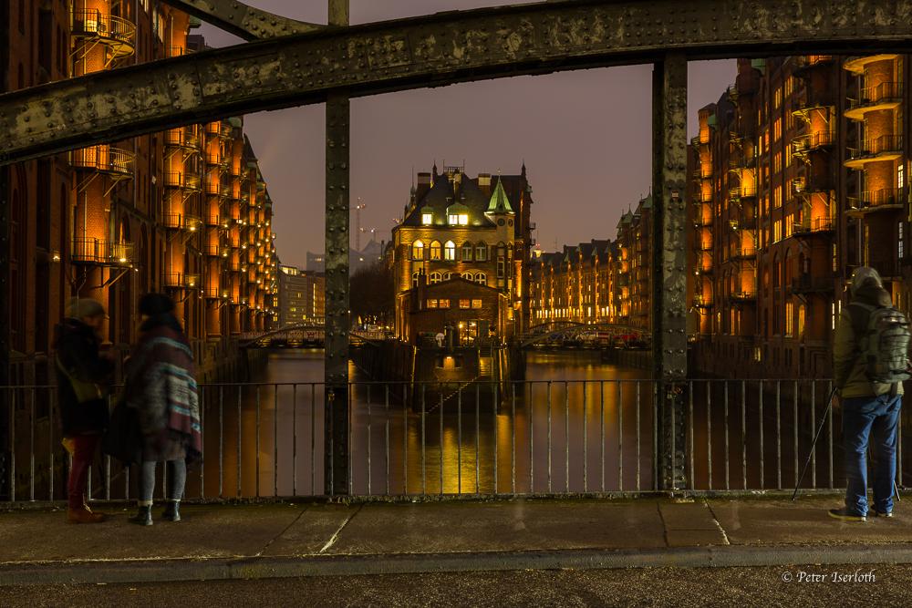 Wasserschloss - Speicherstadt Hamburg - Germany