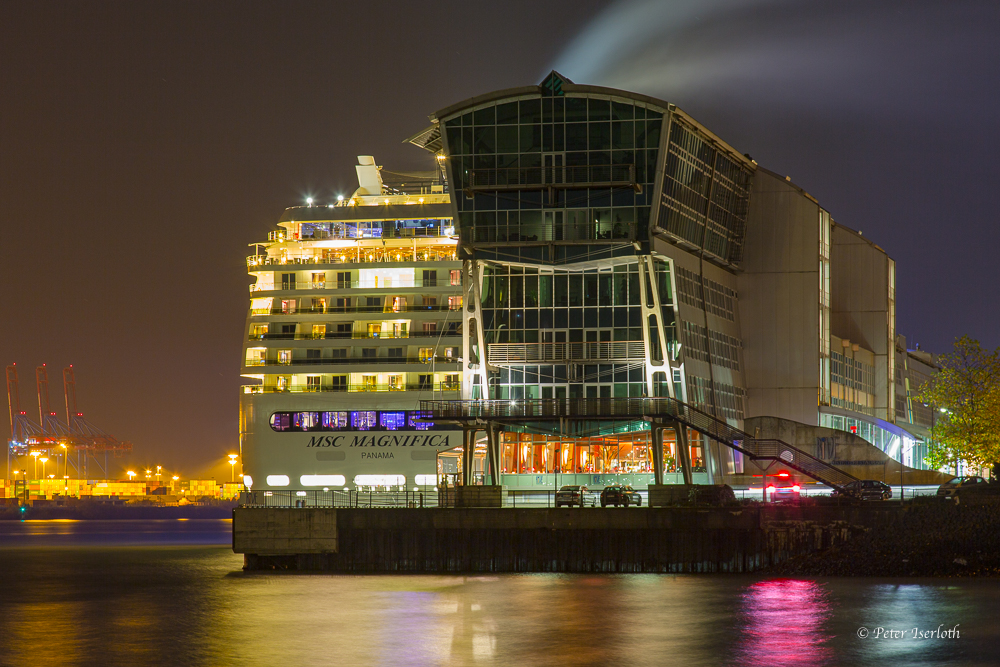 Cruise Terminal Altona - Hamburg - Germany