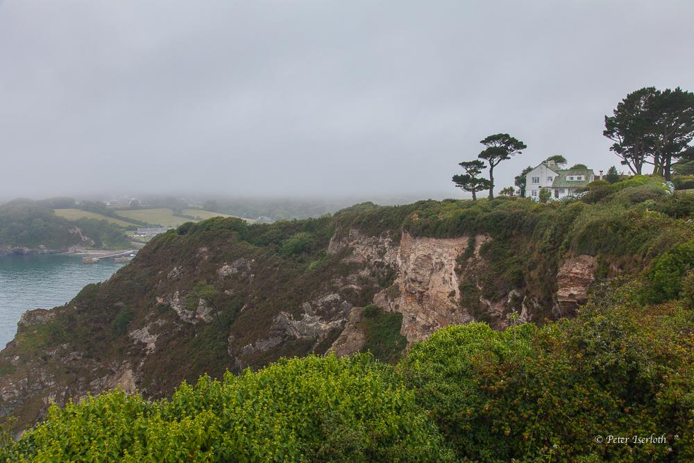 Steilküste St. Austell - Cornwall - England