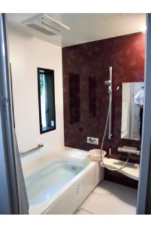 浴室・洗面化粧台 施工事例