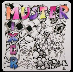 Der Muster Mixer - European Zentangle® Challenge