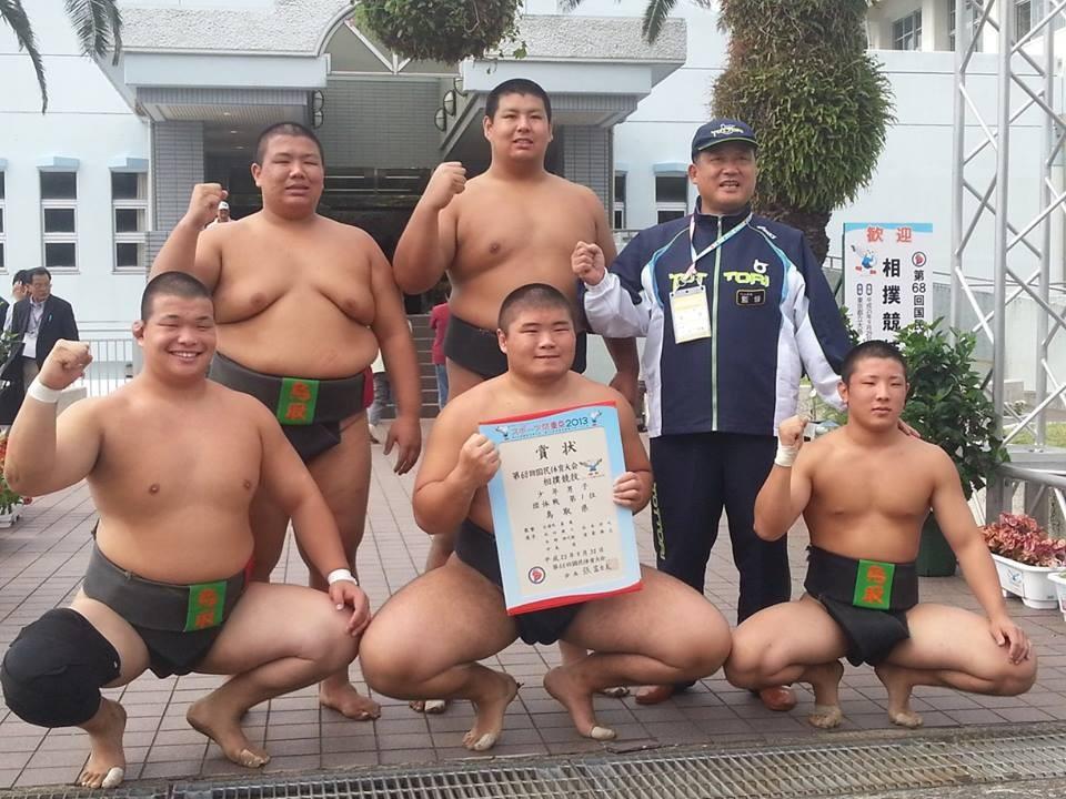 平成25年 国民体育大会優勝
