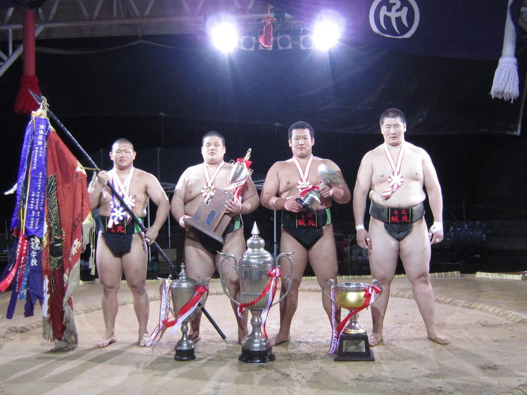 平成23年 金沢大会優勝