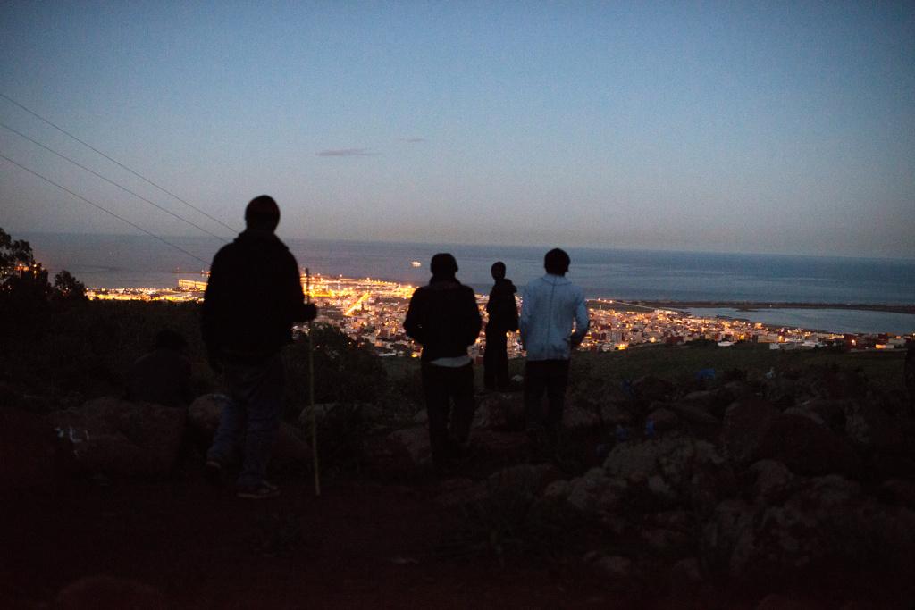 Melilla, The Back Door Of Europe (2014). Samuel Aranda