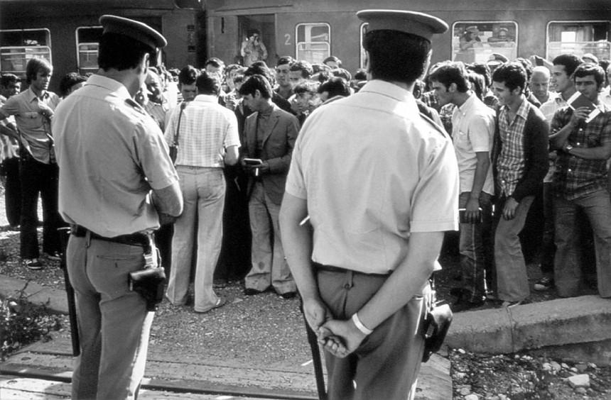 Últimos controles oficiales de vendimiadores españoles (1976)