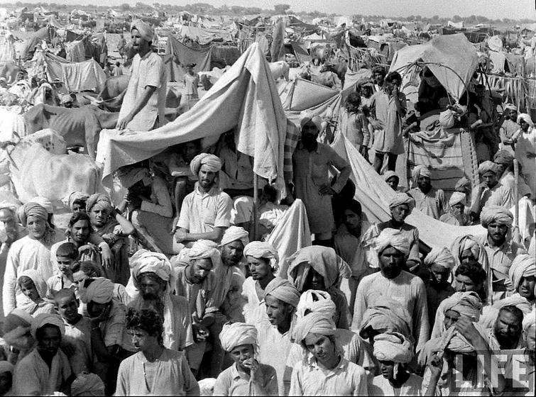 Emigración de los sijes -sikhs- (1947)