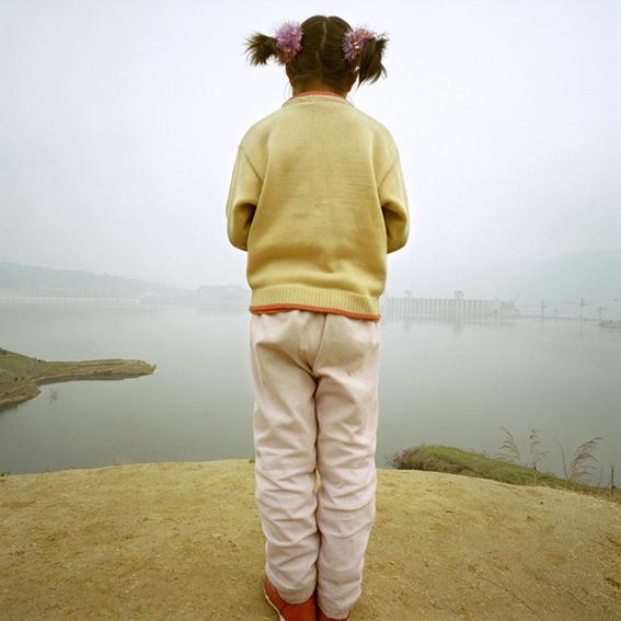La presa de las tres gargantas, China. Pierre Montavon, Steven Benson y Luo Wen Da