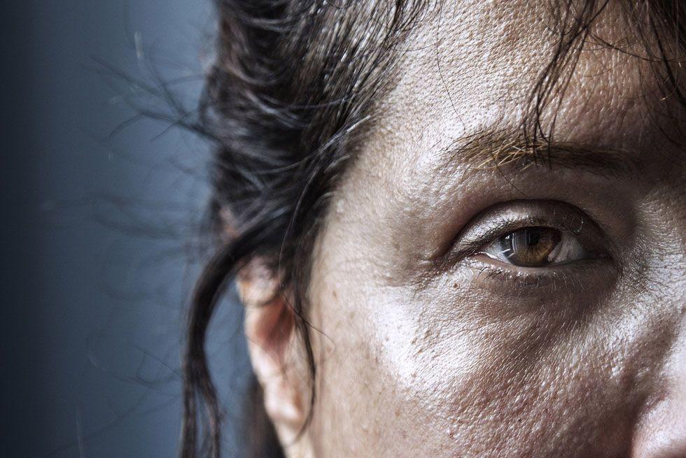 Farinaz Nahjoob es una joven mujer de Irán. Estuvo en la cárcel más de dos años por convertirse a la religión cristiana. Por este mismo motivo fue torturada y repudiada por la sociedad iraní (2015). Susana Girón/El País