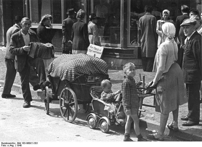 Alemanes étnicos expulsados en el noroeste de Alemania (1948)
