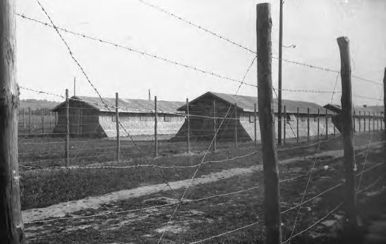 Campo de concentración de Bram (1939). Agustí Centelles