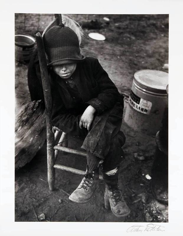 Refugee, Missouri (1938). Arthur Rothstein
