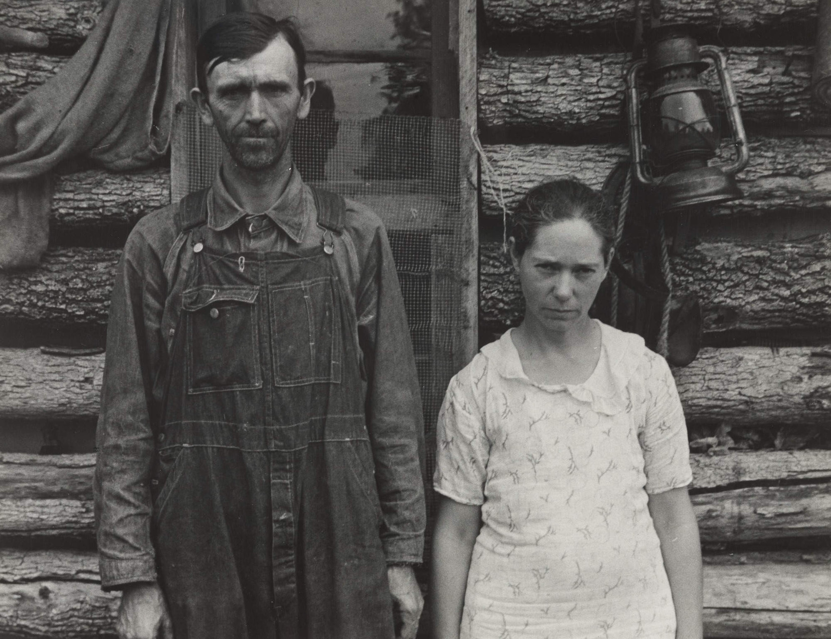 Rural rehabilitation clients. Boone County, Arkansas (1935). Ben Shahn