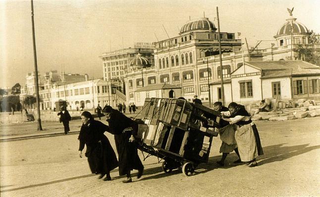 Equipajes para La Habana (1925). Ángel Blanco