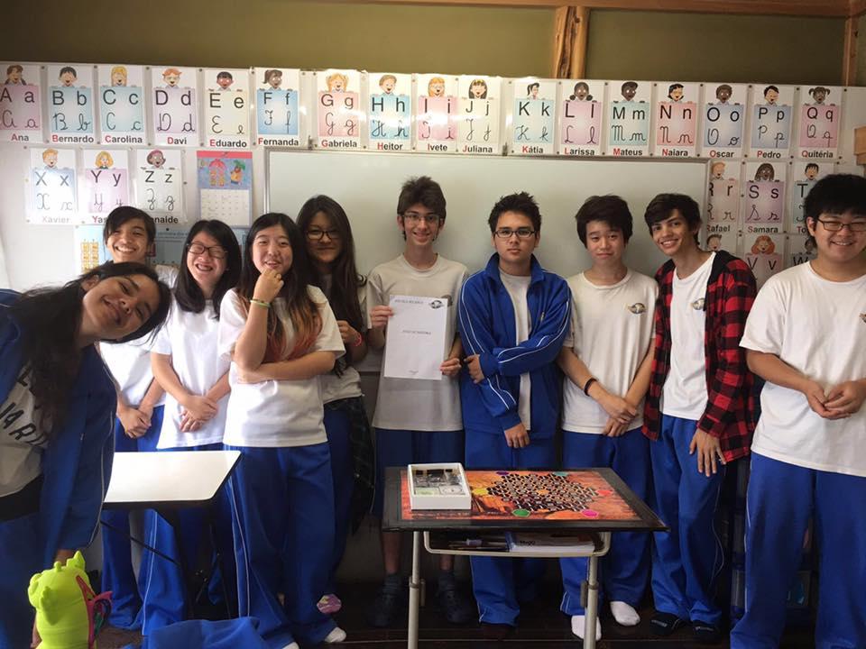 Escola Alcance – Atividades Extras 2016