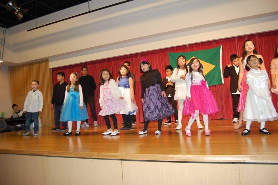 Escola Alcance – Formatura 2016