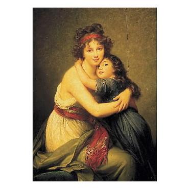 louise Elisabeth Vigée Lebrun, foulard, carré de soie, twill de soie, fanfaron, mon petit fanfaron