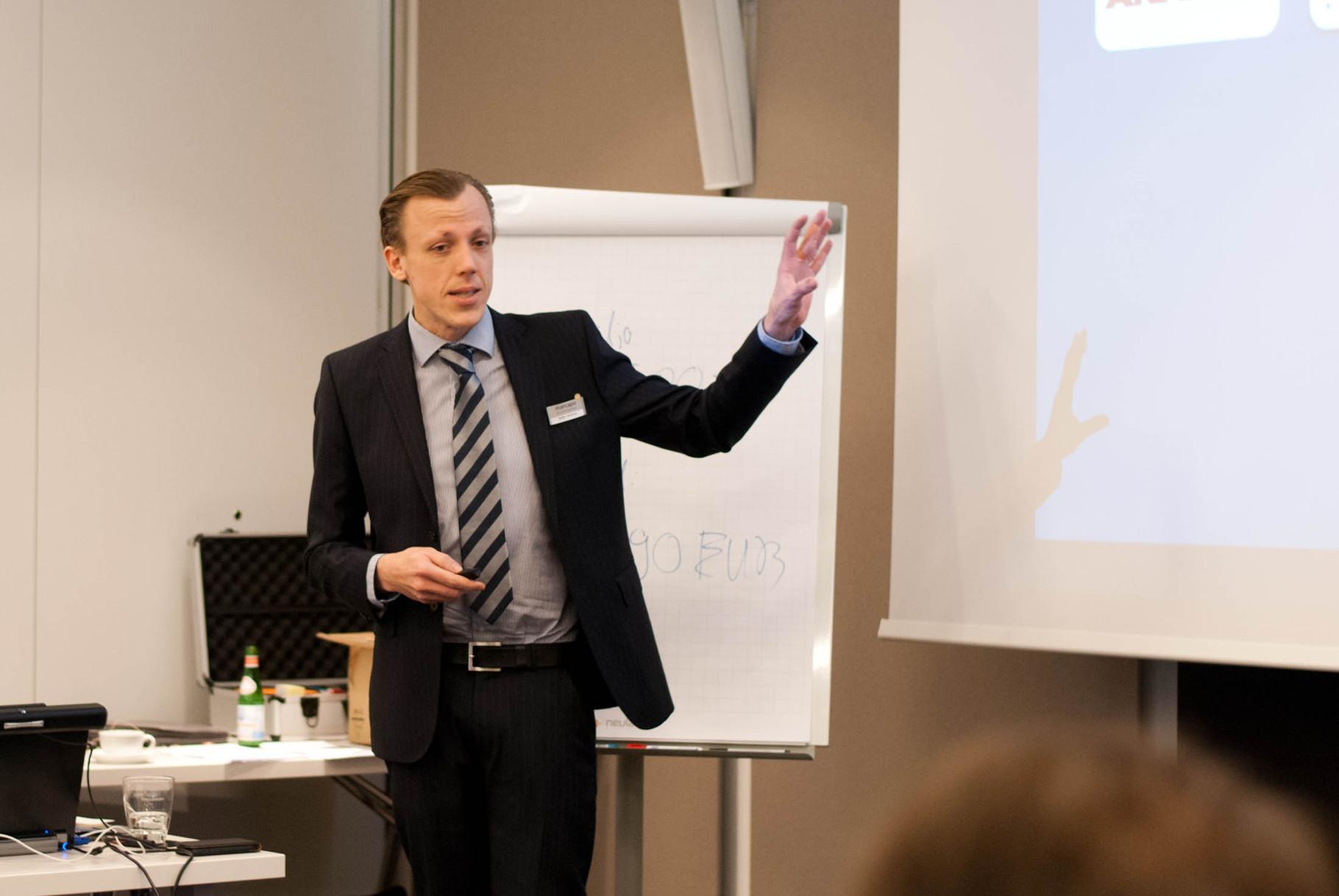 WNBRG bietet Workshops und Vorträge
