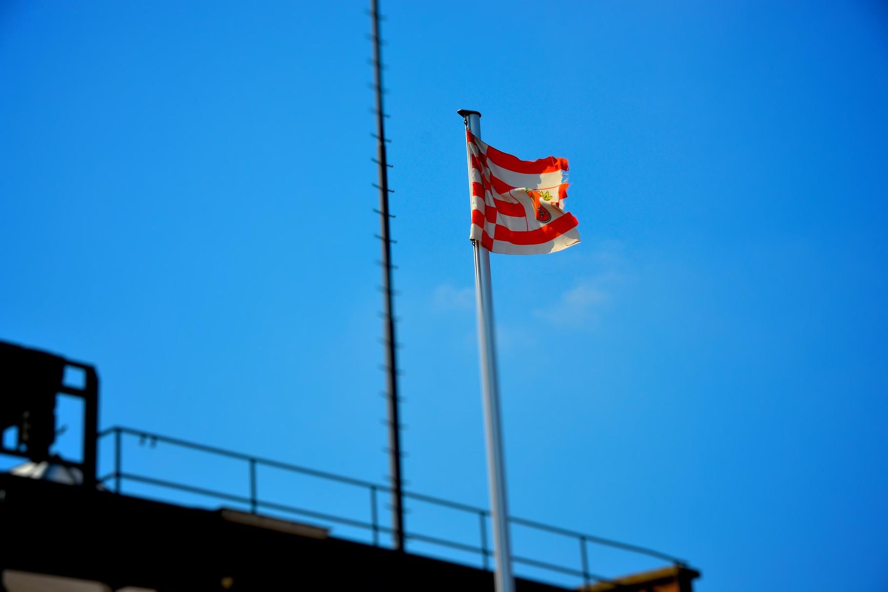 Flagge zeigen am Standort Bremen