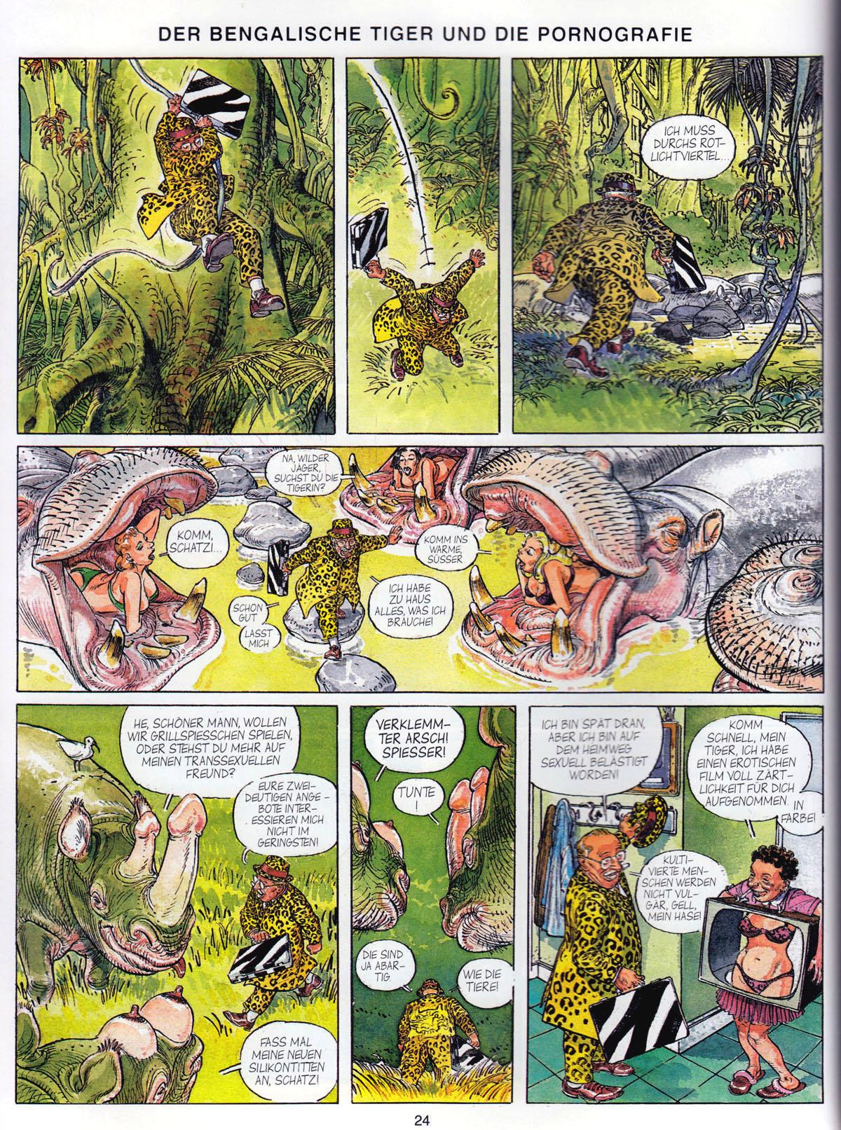 E Fachmagazin Fur Comic Kultur Bildgeschichte Unabhangig