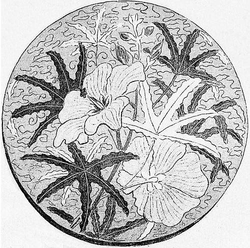 Boîte d'émail cloisonné. Maurice Paléologue (1859-1944) : L'art chinois — Alcide Picard, éditeur, Paris, 1910, 320 pages. Première édition : Maison Quantin, Paris, 1887.