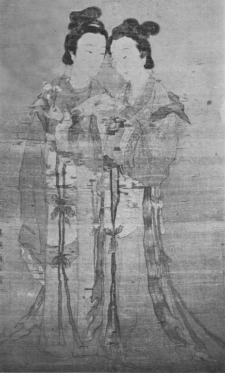 La peinture en Extrême-Orient. I. La peinture chinoise, par le marquis de TRESSAN L'Art et les artistes, Revue d'art ancien et moderne, Paris, n° 103, octobre 1913, fig. 3 de 8.