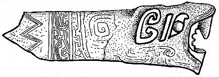 Fig. 67. Gisbert Combaz (1869-1941) : Masques et dragons en Asie. La Chine. — Mélanges chinois et bouddhiques, Institut belge des Hautes Études Chinoises,  vol. VII. Bruges, 1945.