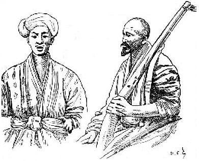 Philibert DABRY de THIERSANT (1826-1898) : Le mahométisme en Chine et dans le Turkestan oriental. Leroux, Paris, 1878. Militaires.