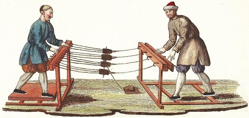 Cordiers. Jean-Baptiste Breton de la Martinière (1777-1852) : La Chine en miniature, ou choix de costumes, arts et métiers de cet empire. — Nepveu, libraire, Paris, 1811.