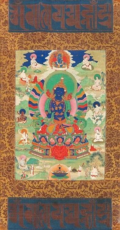 Pierre ROUSSEAU (1889-1939) : L'art du Tibet. La peinture. L'architecture. — Revue des Arts Asiatiques, Vol. 4, No. 1 (mars 1927), pp. 21-39, et Vol. 4, No. 2 (juin 1927), pp. 83-97.