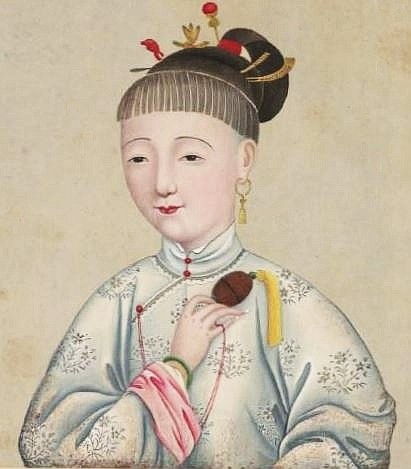 Femme. Stauton : An authentic account of an embassy from the king of Great Britain to the emperor of China.