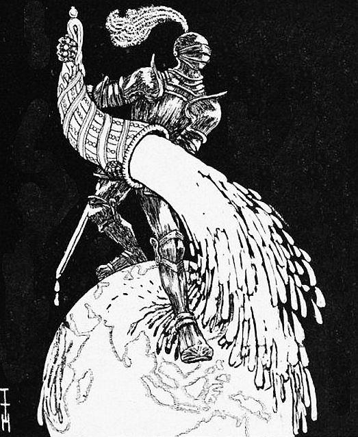 Le rêve. John Grand-Carteret (1850-1927) : Chinois d'Europe et Chinois d'Asie. 175 images satiriques, pour servir à l'histoire des chinoiseries de la politique européenne de 1842 à 1900.