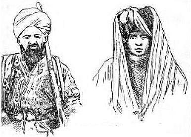 Philibert DABRY de THIERSANT (1826-1898) : Le mahométisme en Chine et dans le Turkestan oriental. Leroux, Paris, 1878.