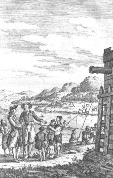 La Sibérie. Jean Bell d'Antermony (1691-1780) : Voyages depuis St Petersbourg en Russie dans diverses contrées de l'Asie,... à Pékin, à la suite de l'ambassade envoyée par le Czar Pierre I, à Kamhi, Empereur de la Chine.