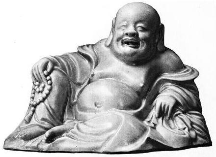 Pou-taï, de Ernest Grandidier (1833-1912) : La céramique chinoise. Firmin-Didot, Paris, 1894, in-4, II+232 pages+42 planches d'héliogravures par Dujardin, reproduisant 124 pièces de la collection de l'auteur.