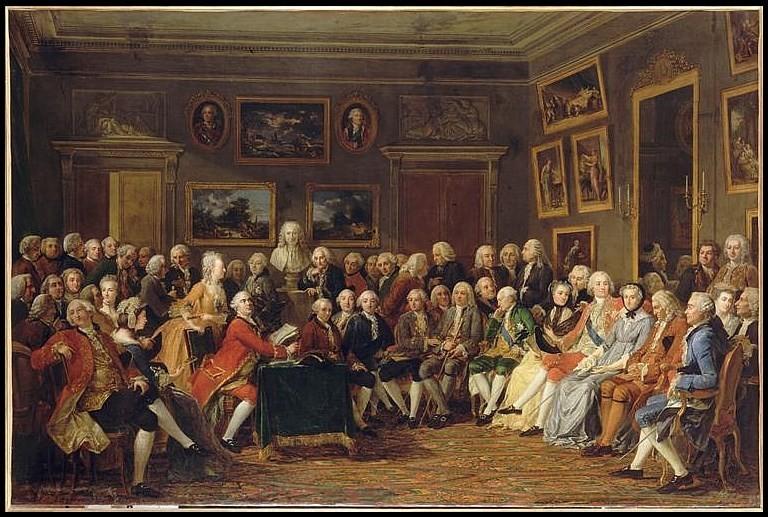 Lecture. Voltaire, L'orphelin de la Chine. Lambert, Paris, 1755.