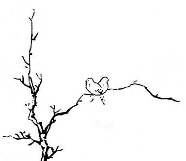 Oiseaux. - Marcel Granet (1884-1940) : Chansons d'amour de la vieille Chine. — Revue des Arts Asiatiques, vol. 2, n° 3, septembre 1925, pages 24-40.