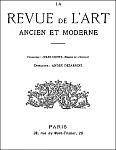 Henri D'ARDENNE DE TIZAC (1877-1932), Que savons-nous de l'art chinois ? Revue de l'art ancien et moderne, Paris.  Tome 48, 1925.
