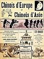 John Grand-Carteret (1850-1927) : Chinois d'Europe et Chinois d'Asie. 175 images satiriques.