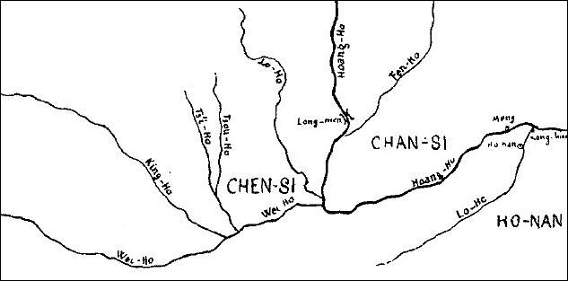 Long-men. G. Gieseler : Le mythe du dragon en Chine.  Revue archéologique, série 5, tome VI, juillet-octobre 1917, pages 104-170.