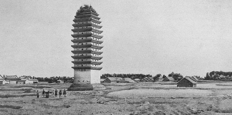 Yun-Nan-Sen, colonne des victoires. Labarthe, Dans les provinces du fond de la Chine.